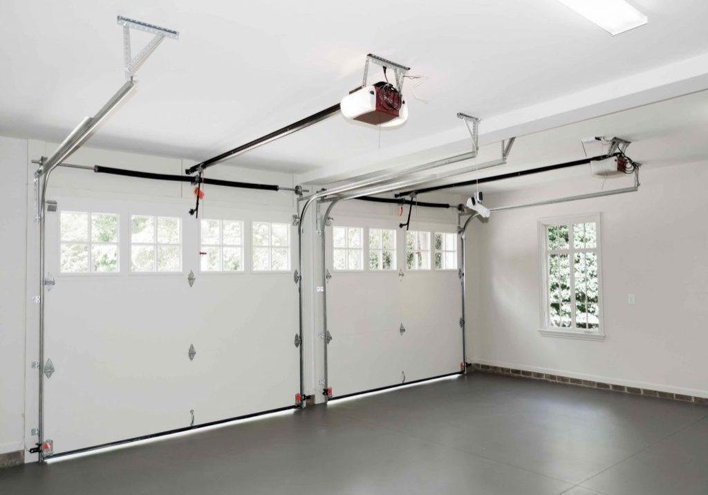 Double Garage Door Repair